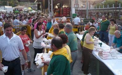 Liérganes celebra desde el día 1 las fiestas de San Pedro Ad Víncula