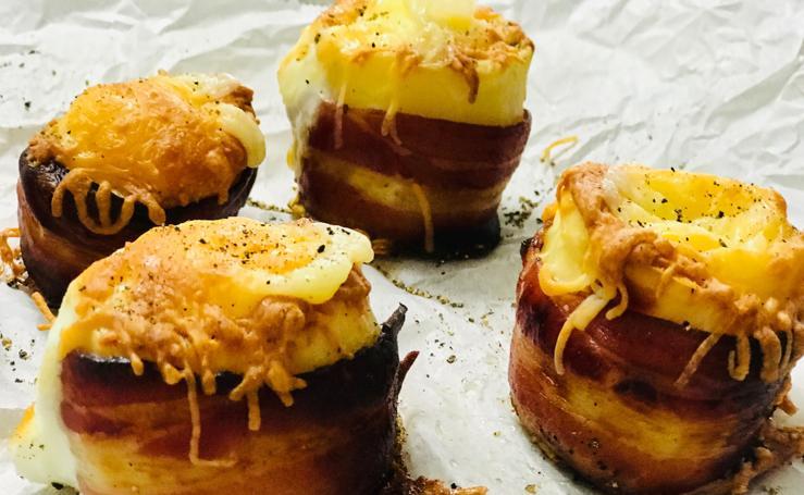 Sorprende en casa cocinando estas ricas patatas rellenas