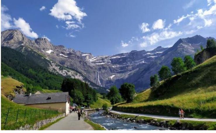 Ruta por dos de las joyas de los Pirineos franceses: el circo de Gavarnie y el refugio de Espuguettes