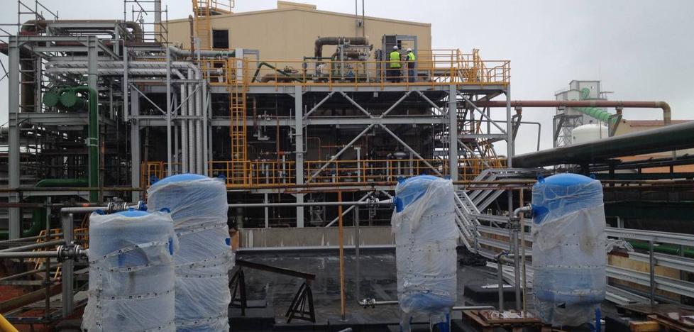 Bondalti confía en operar en su futura planta de cloro de Barreda en noviembre