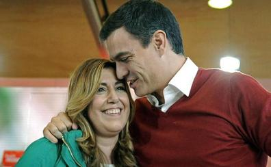 Díaz culmina la remodelación de su equipo y presume de relación «fluida» con Sánchez