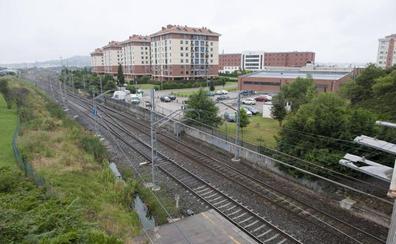 Adif inicia las obras de duplicación de vía del tramo Muriedas-Santander