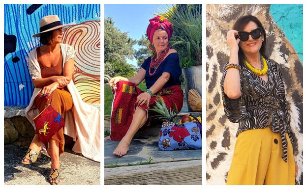 Un reto de moda con esencia africana