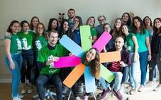 Cóbreces acoge el evento formativo más importante de la asociación Erasmus Student Network
