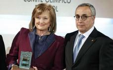 Muere Mari Carmen Izquierdo, pionera del periodismo deportivo
