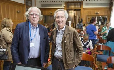 El director del Centro Pompidou califica de «soberbio» el Archivo Lafuente