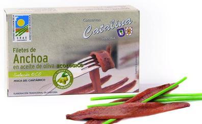 Conservas Catalina, premiada por tercer año consecutivo en los Superior Taste Award