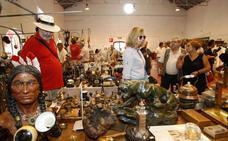 La Feria de Desembalaje se celebra este fin de semana en La Lechera con 92 expositores