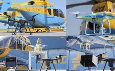 Los drones de la DGT comienzan a multar