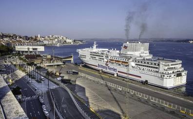 Repsol suministrará desde Santander gas natural licuado a Brittany Ferries