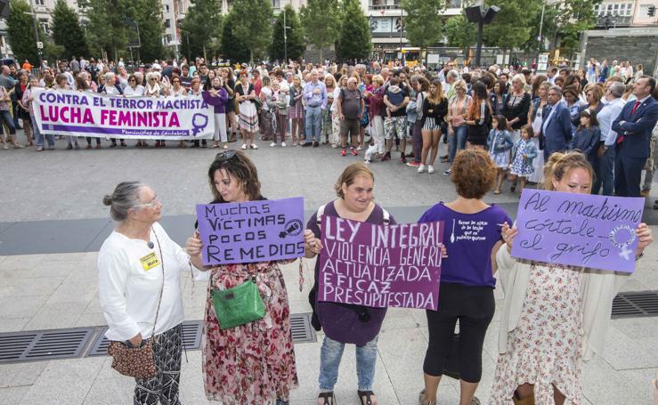 Santander, contra la violencia de género