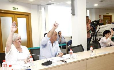 Torrelavega Sí y Cs contarán con grupo propio y tendrán representación en las comisiones