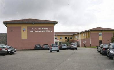 Bezana aprueba la expropiación de una finca para construir un nuevo pabellón en el instituto 'La Marina'