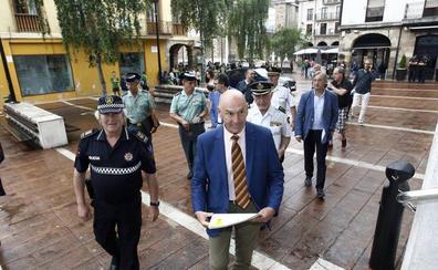 La Policía Nacional refuerza su plantilla en Torrelavega con once nuevos agentes