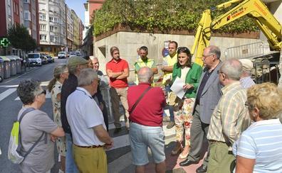 Las calles Beato de Liébana, Folía y Marzas estarán renovadas en cuatro meses