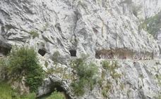 Hoy recorremos la ruta del Cares, una de las más populares del Norte de España