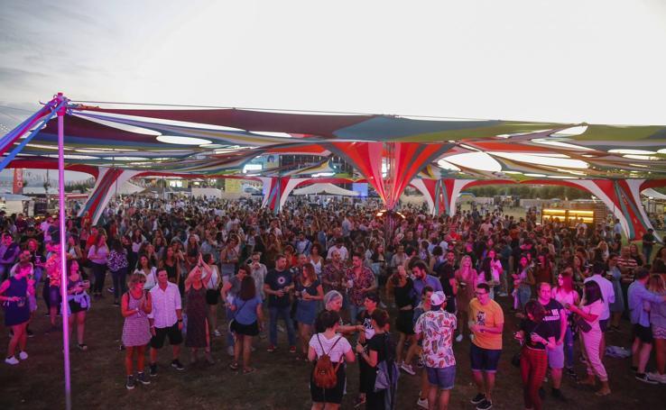 Los DJs toman el Santander Music