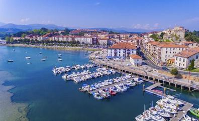 La empresa SATO construirá el puerto deportivo de San Vicente
