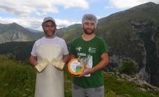 El mejor queso de Cantabria de 2019 se elabora en Tresviso