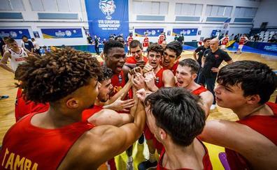 España sufre ante Turquía para sumar su cuarto Europeo sub-18