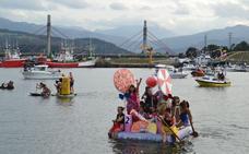 Colindres convoca el tradicional concurso de artefactos navegables