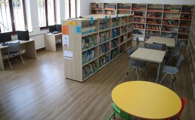 La nueva Biblioteca de Liérganes estará abierta de lunes a viernes