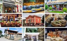 De gastrobares y pinchos por Cantabria