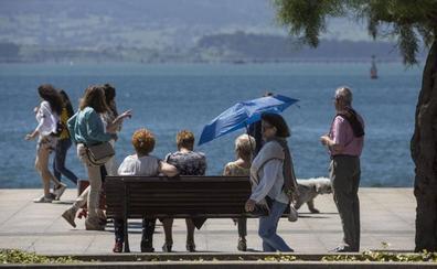 Cantabria tuvo un julio muy cálido y húmedo y el segundo más soleado en Santander en 38 años