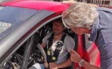Dani Sordo y Óscar Freire estarán en Sarón en el Rally Cristian López