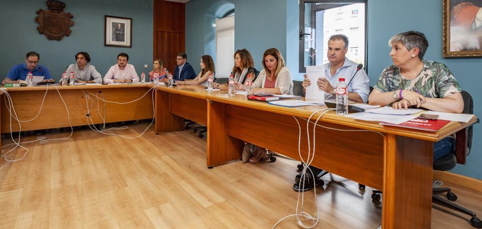 El Pleno de El Astillero decide el viernes si el PRC se constituye como grupo municipal