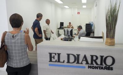 Nueva oficina de El Diario en la calle Rualasal