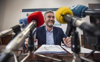 Ceruti busca su sitio en el Ayuntamiento de Santander