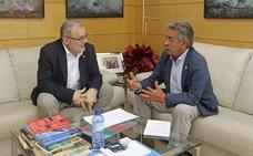 Ángel Pazos adelanta que reclamará más dinero para la UC al Gobierno de Cantabria