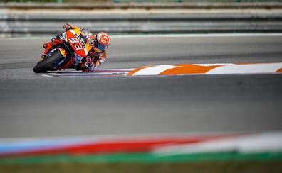 Márquez busca conquistar el inexpugnable feudo de Ducati