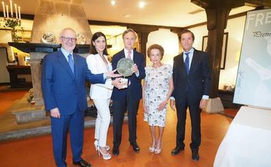 El proyecto del centro asociado Reina Sofía y el Archivo Lafuente recibe el Premio de Honor Plaza Porticada