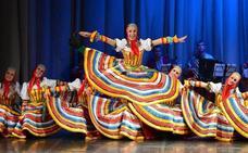 El folclore ruso llega a Camargo con Radzolie