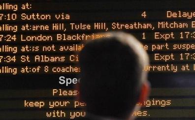 Una avería eléctrica afecta a un millón de personas en Reino Unido