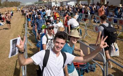 Festivales que multiplican la población