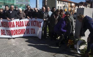 Las víctimas del terrorismo piden una ley cántabra para su reconocimiento y apoyo
