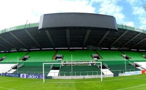 El club instala los asientos de La Gradona y pintará de verde los de Tribuna Norte