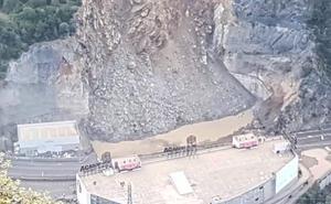 Reabierta la carretera que da acceso a España desde Andorra tras una avalancha