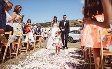 El papel de los niños de arras en las bodas cántabras