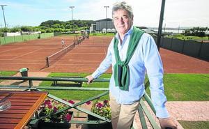 «El circuito de tenis va demasiado deprisa»