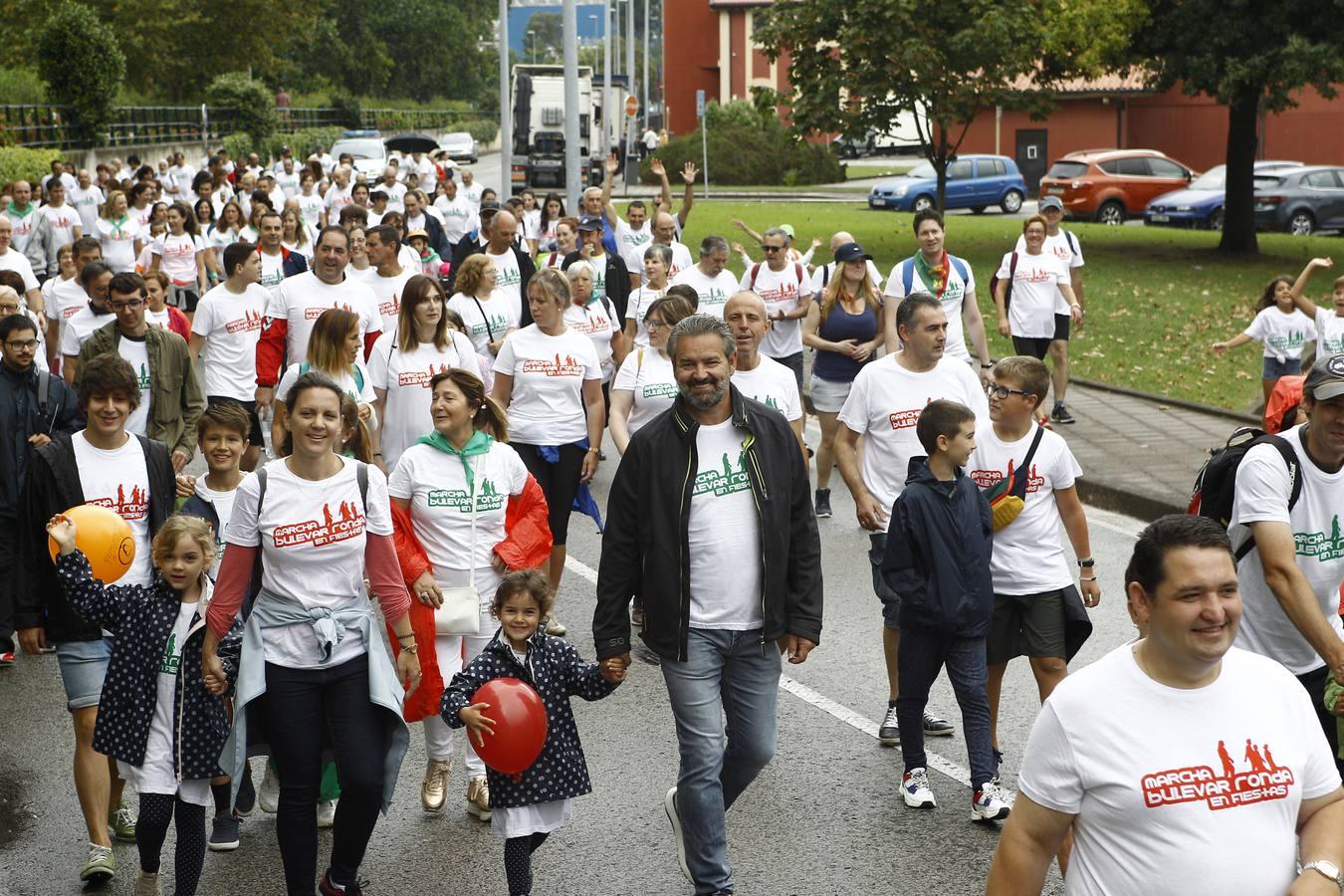 Marcha Popular Ronda de Torrelavega