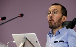 Los plazos marcados por el PSOE desesperan a Podemos