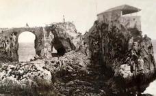 Chivillo, el castreño más popular del puerto