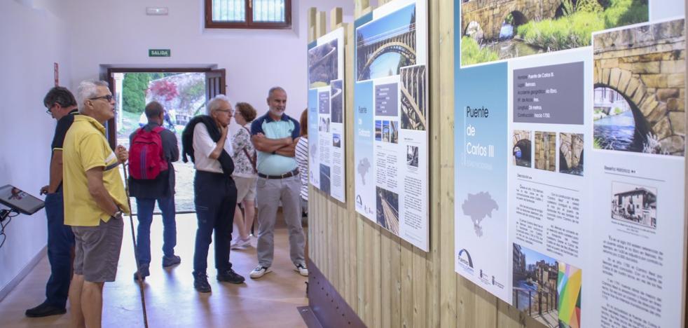 Liérganes estrena su museo de los puentes