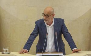 Álvarez advierte sobre la paralización de inversiones por el aumento de deuda en Cantabria