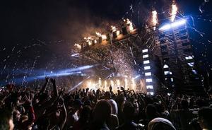 Facua denuncia a 40 festivales de música por no dejar introducir comida y bebida del exterior
