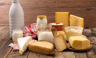 Los lácteos: buenas noticias